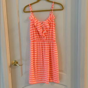Lilly Pulitzer Stripe Dress Medium NWOT